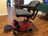 Travel Chair/Electric Scooter