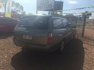 2004 Holden Commodore VZ Executive Green 4 Speed Automatic Wagon Hidden Valley Darwin City Preview