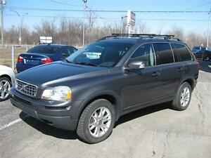 07 Volvo XC90 3.2 AWD, DVD, CUIR+TOIT++ 7 PASSAGERS