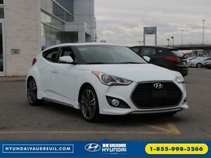2016 Hyundai Veloster Turbo MAN A/C BLUETOOTH MAGS