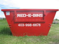 Junk Removal, Bin Rental, 5 & 10 Yard Bins, All in Pricing!!