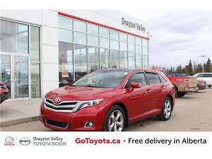 2015 Toyota Venza LIMITED V6 AWD- TOYOTA CERTIFIED