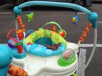 2nd hand Fisher Price Jumperoo