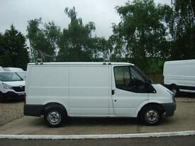 2007 FORD TRANSIT 2.2 TDCI 280S SWB Low Roof Van NO VAT