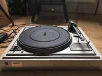 DUAL 505 record player