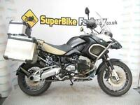 2012 62 BMW R1200GS ADVENTURE TU