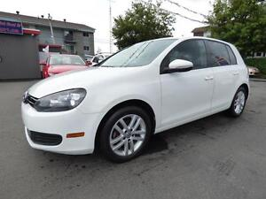 2011 VOLKSWAGEN GOLF 2.5L COMFORTLINE (AUTOMATIQUE, MAGS, FULL!)