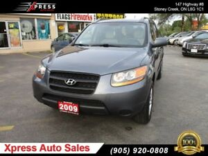 2009 Hyundai Santa Fe GL !! One Owner !!