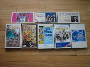 Collector's Cassettes by Reader's Digest