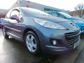 2009/59 Peugeot 207 1.6 VTi 120 Automatic Tiptronic Sport Ex-Demo + 1 Owner