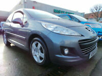 2009/59 Peugeot 207 1.6 VTi 120 Automatic Tiptronic Sport Ex-Demo + 1 Owner