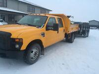BOBCAT / DUMP TRUCK / SNOW REMOVAL