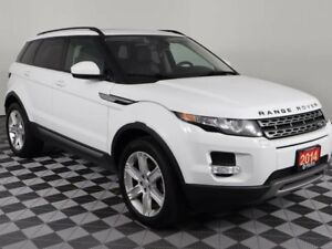 2014 Land Rover Range Rover Evoque Pure Plus w/PANORAMIC ROOF, U