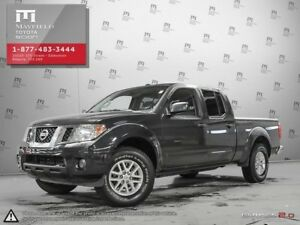 2015 Nissan Frontier 4WD CREW LWB