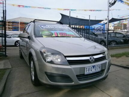 2005 Holden Astra AH MY06 CD 4 Speed Automatic Hatchback Preston Darebin Area Preview