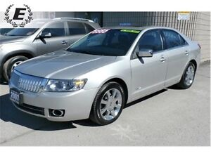 2007 Lincoln MKZ AWD COOLED & HEATED LEATHER SEATS