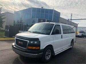2014 GMC Savana G1500 - LT - 12 Passengers-AWD - Regular Length