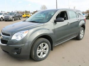 2013 Chevrolet Equinox LS, AWD, CLOTH SEATING, ACCIDENT FREE, ON