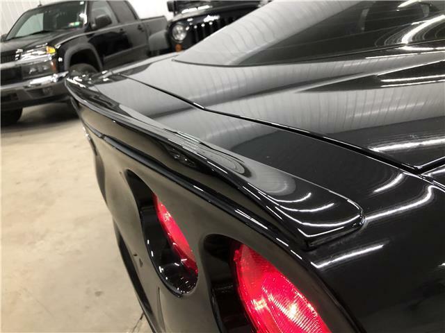 2008 Black Chevrolet Corvette Coupe    C6 Corvette Photo 10