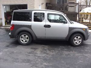 "2003 Honda ELEMENT ""AUTOMATIC"" NEW TIRES-CERTIFIED&ETESTED $3500"
