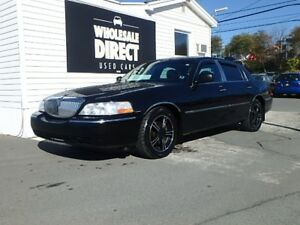 2010 Lincoln Town Car SEDAN SIGNATURE LIMITED 4.6 L