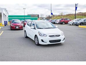 2013 Hyundai Accent GL! HEATED SEATS! A/C! LOW KMS