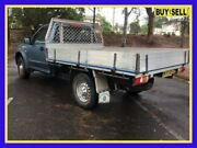 2004 Holden Rodeo RA DX Blue 5 Speed Manual Cab Chassis Lansvale Liverpool Area Preview