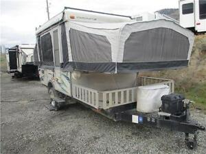 2008 STARCRAFT 11RT OFF ROAD TENT TRAILER