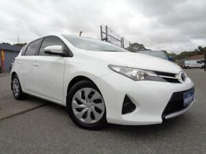 2014 Toyota Corolla ZRE172R Ascent White 7 Speed CVT Auto Sequential Sedan Pooraka Salisbury Area Preview