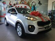 2017 Kia Sportage QL MY17 Si AWD Silver 6 Speed Sports Automatic Wagon Hoppers Crossing Wyndham Area Preview