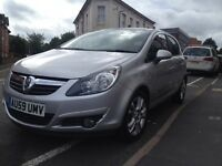 CORSA VAUXHALL 2009 for sale
