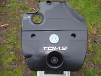OFFERS? LAST ONE! VOLKSWAGEN GOLF MK 4 TDI ENGINE TOP COVER - CHESHIRE