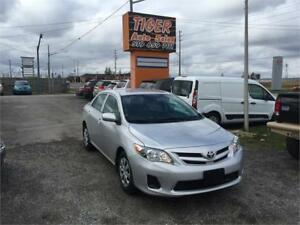 2011 Toyota Corolla**ONLY 95 KMS**POWER WINDOWS/LOCKS**MANUAL