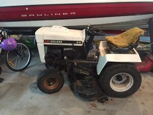 Older Lawn Tractor