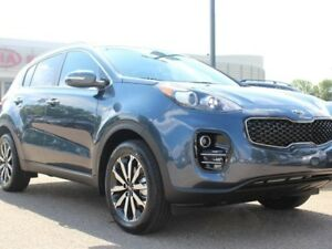 2018 Kia Sportage EX, HEATED SEATS, HEATED WHEEL, BACKUP CAM, SI
