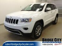 2014 Jeep Grand Cherokee 4WD 4dr Limited - the ultimate package!