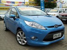 2009 Ford Fiesta WS Zetec 5 Speed Manual Hatchback Evanston South Gawler Area Preview