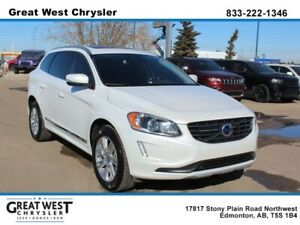 2015 Volvo XC60 T6 Premier Plus, LEATHER, PANO ROOF, BACK UP CAM