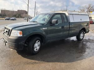 2007 Ford F-150 XL LONG BOX  , CAB & BED LINER