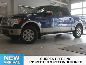 2010 Ford F-150 Lariat-Heated/Cooled Seats-Trailer Brake Control
