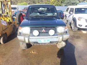 11/95 Mitsubishi Pajero  V6 Huonville Huon Valley Preview