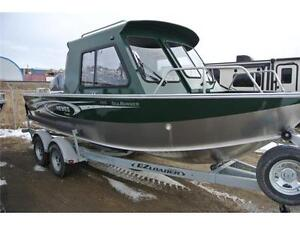 190 HT Hewescraft fishing boat. Call Tristan today