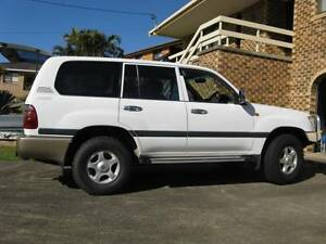 2001 Toyota LandCruiser Wagon, VERY LOW KILOMETERS! Coffs Harbour Coffs Harbour City Preview