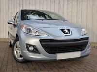 Peugeot 207 1.4 Verve ....Immaculate Very Low Mileage Example....Only 1 Previous Keeper