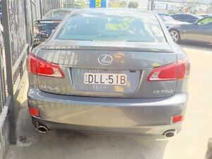 2013 Lexus IS350 X SPECIAL EDITION Grey Automatic Sedan Lansvale Liverpool Area Preview
