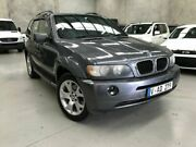 2001 BMW X5 E53 Steptronic Grey 5 Speed Sports Automatic Wagon Coburg North Moreland Area Preview