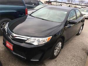 2012 Toyota Camry LE **FULLY LOADED** Special price $13999