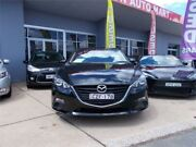 2015 Mazda 3 BM MY15 Neo Black 6 Speed Manual Hatchback Fyshwick South Canberra Preview