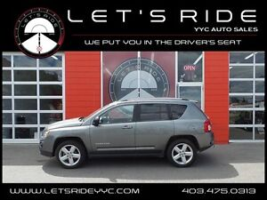 2013 Jeep Compass Limited 4dr 4x4