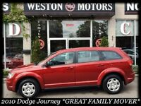 2010 Dodge Journey ACC FREE* 7 PASS* FULLY LOADED* BLUETOOTH* LO